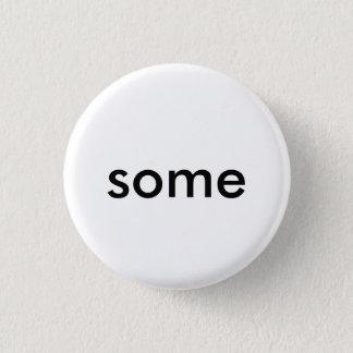 Bóton Redondo 2.54cm um botão redondo da polegada de 1 ¼