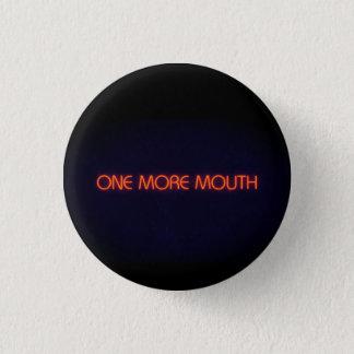Bóton Redondo 2.54cm Uma mais boca