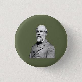 Bóton Redondo 2.54cm Verde do general Robert E. Lee Exército