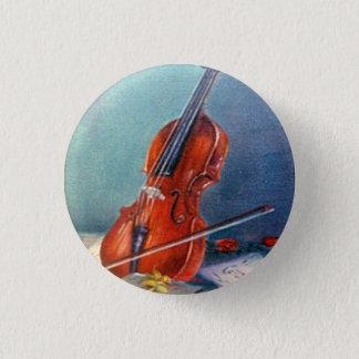 Bóton Redondo 2.54cm Violín/Violin