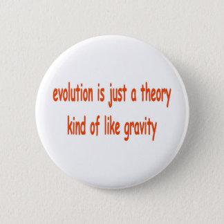 Bóton Redondo 5.08cm a evolução é apenas uma teoria