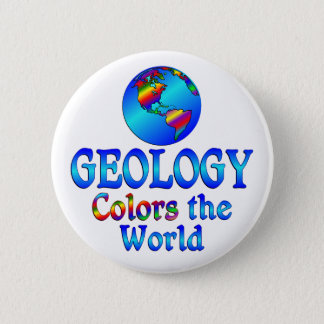 Bóton Redondo 5.08cm A geologia colore o mundo