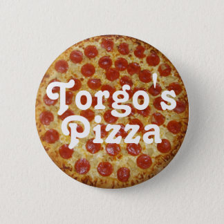 Bóton Redondo 5.08cm A pizza de Torgo