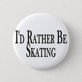 Bóton Redondo 5.08cm A preferencialmente esteja patinando