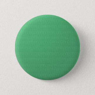 Bóton Redondo 5.08cm A textura de cristal do VERDE do modelo de DIY