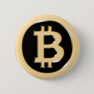 Bóton Redondo 5.08cm AA568-Bitcoin-Made-of-Gold-symbol