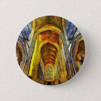 Bóton Redondo 5.08cm Abadia Van Gogh do banho
