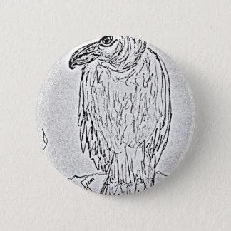 Bóton Redondo 5.08cm abutre