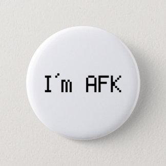 Bóton Redondo 5.08cm afk do i´m - awy do teclado