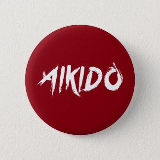 Bóton Redondo 5.08cm Aikido