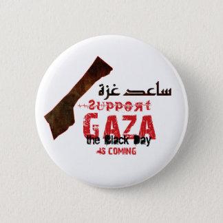 Bóton Redondo 5.08cm Ajuda & apoio Gaza