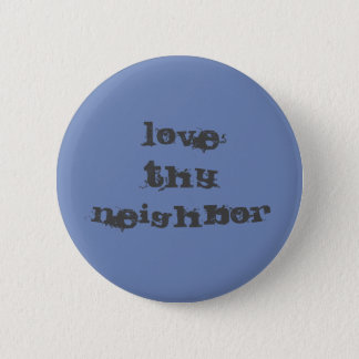 Bóton Redondo 5.08cm Ame Thy botão vizinho
