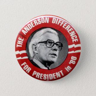 Bóton Redondo 5.08cm Anderson - botão