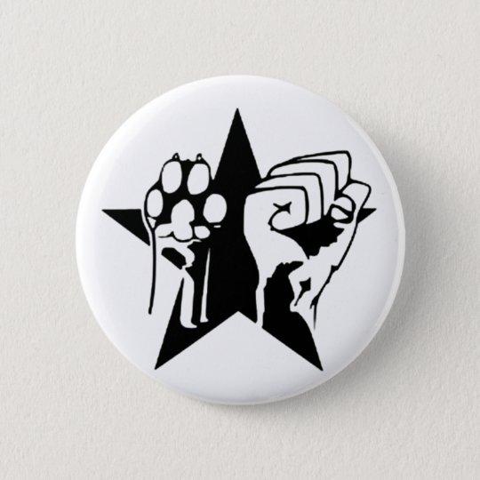 Bóton Redondo 5.08cm Animal Liberation Button