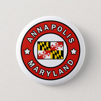 Bóton Redondo 5.08cm Annapolis Maryland