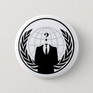 Bóton Redondo 5.08cm Anon botão