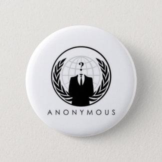 Bóton Redondo 5.08cm anon-logotipo