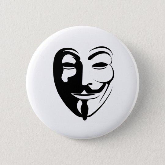 Bóton Redondo 5.08cm Anonymous