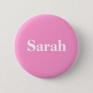 Bóton Redondo 5.08cm Apoio para Sarah Palin indicado simplesmente