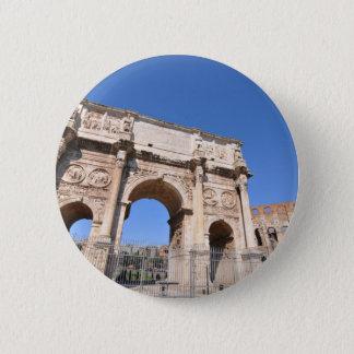 Bóton Redondo 5.08cm Arco em Roma, Italia