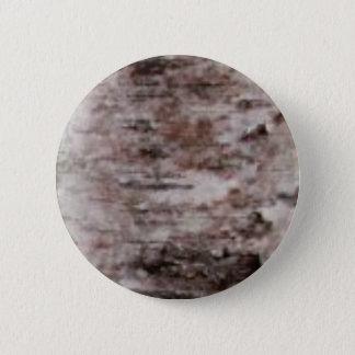 Bóton Redondo 5.08cm arte branca escamoso do latido