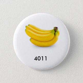 Bóton Redondo 5.08cm As bananas olham boas bastante de comer