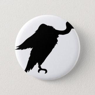Bóton Redondo 5.08cm Assento do abutre