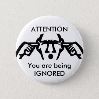Bóton Redondo 5.08cm ATENÇÃO: Você está sendo botão IGNORADO