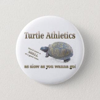 Bóton Redondo 5.08cm Atletismo da tartaruga