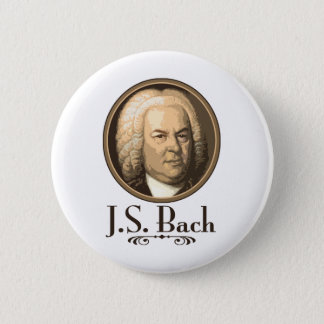 Bóton Redondo 5.08cm Bach