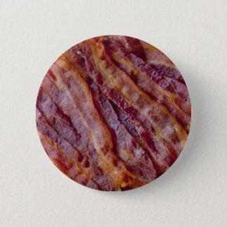 Bóton Redondo 5.08cm Bacon fritado