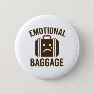 Bóton Redondo 5.08cm Bagagem emocional