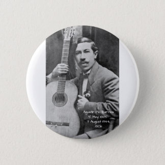 Bóton Redondo 5.08cm Bairros 1910b de Agustín Pio