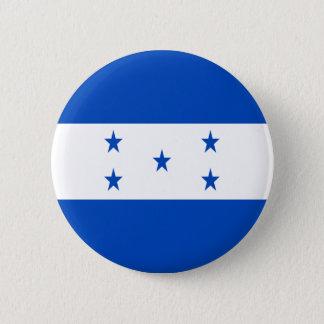 Bóton Redondo 5.08cm Baixo custo! Bandeira de Honduras