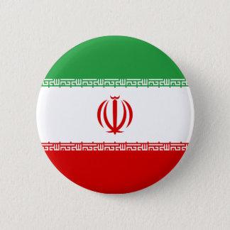 Bóton Redondo 5.08cm Baixo custo! Bandeira de Irã