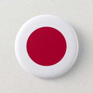 Bóton Redondo 5.08cm Baixo custo! Bandeira de Japão