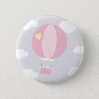Bóton Redondo 5.08cm balão