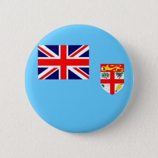 Bóton Redondo 5.08cm Bandeira da ilha de Fiji
