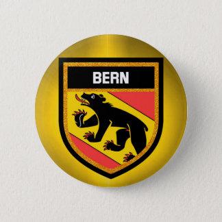 Bóton Redondo 5.08cm Bandeira de Berna
