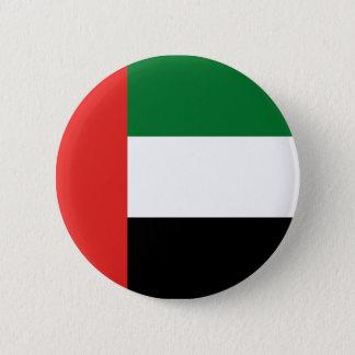 Bóton Redondo 5.08cm Bandeira de Emiradosarabes