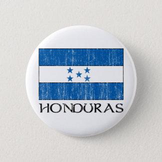 Bóton Redondo 5.08cm Bandeira de Honduras