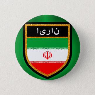 Bóton Redondo 5.08cm Bandeira de Irã