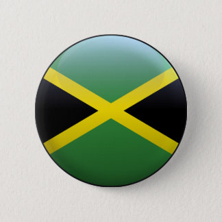 Bóton Redondo 5.08cm Bandeira de Jamaica