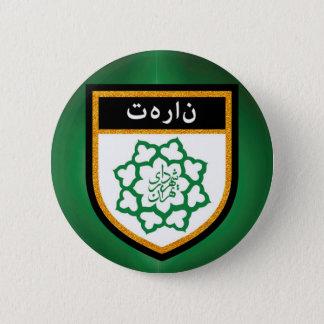 Bóton Redondo 5.08cm Bandeira de Tehran