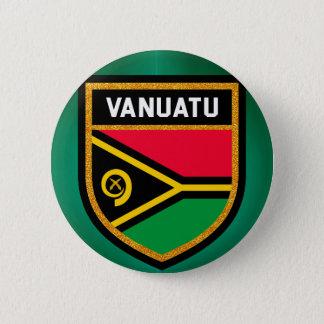 Bóton Redondo 5.08cm Bandeira de Vanuatu