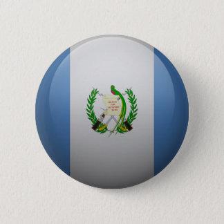 Bóton Redondo 5.08cm Bandeira do Guatemala