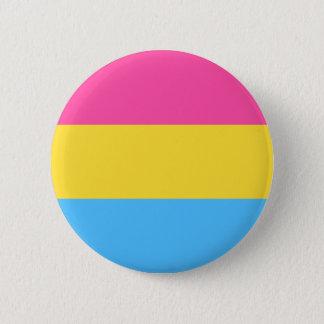 Bóton Redondo 5.08cm Bandeira Pansexual do orgulho