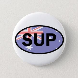Bóton Redondo 5.08cm Bandeira Standup de Paddleboard Austrália