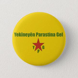 Bóton Redondo 5.08cm Bandeira v2 de YPG