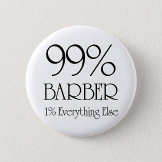 Bóton Redondo 5.08cm Barbeiro de 99%